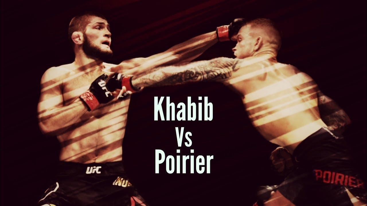 Khabib vs Poirier