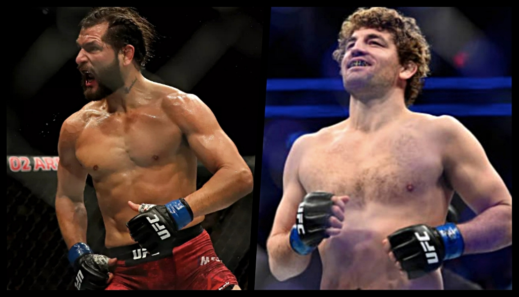 Masvidal vs Askren Rematch