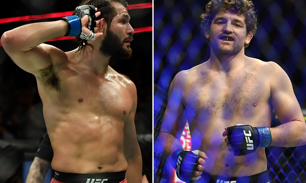 Askren and Masvidal